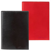 COLORPLAY LEATHER COVERED JOURNAL