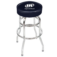 CHROME FRAME COUNTER STOOL