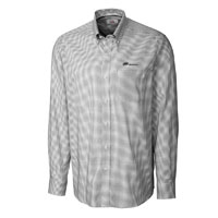 CUTTER & BUCK MEN'S TATTERSALL SHIRT BIG & TALL