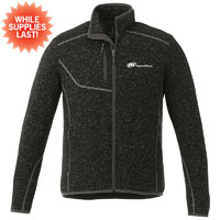 ELEVATE MEN'S KNIT JACKET