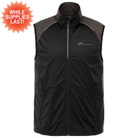ELEVATE MEN'S SOFTSHELL VEST