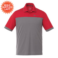 ELEVATE MEN'S COLORBLOCK POLO