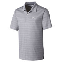 CUTTER & BUCK MEN'S INTERBAY MELANGE POLO