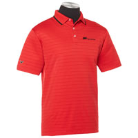 CALLAWAY MENS RAISED OTTOMAN POLO
