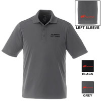 POLO, MEN'S SHORT SLEEVE WITH CO-BRAND
