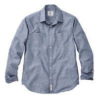 ROOTS MEN'S CLEARWATER L/S SHIRT