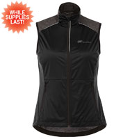 ELEVATE LADIES SOFTSHELL VEST