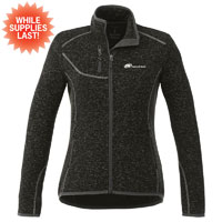 ELEVATE LADIES' KNIT JACKET
