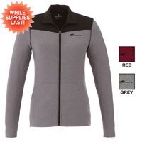 ELEVATE LADIES PERREN KNIT JACKET