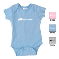 INFANT SHORT SLEEV BABY RIB BODYSUIT