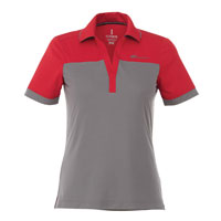 ELEVATE LADIES COLORBLOCK POLO