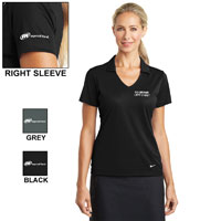 POLO, NIKE LADIES' DRI FIT WITH CO-BRAND